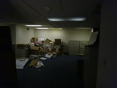 Abandoned Office 9th Floor Cover Photo