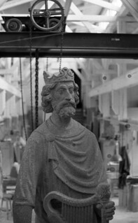 Kong David - Detalj (ca. 1976)