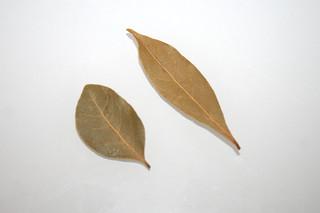05 - Zutat Lorbeerblätter / Ingredient bay leafs