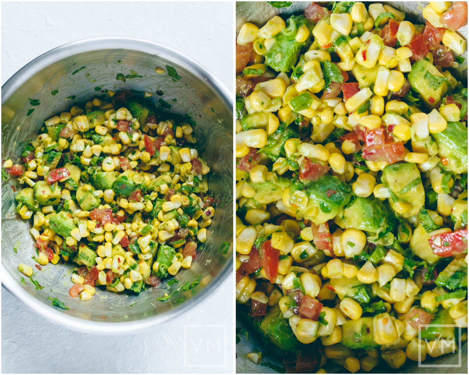 Choosing Raw Raw Corn Salsa