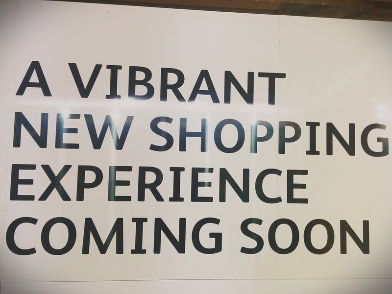 A Vibrant New Shopping Experience