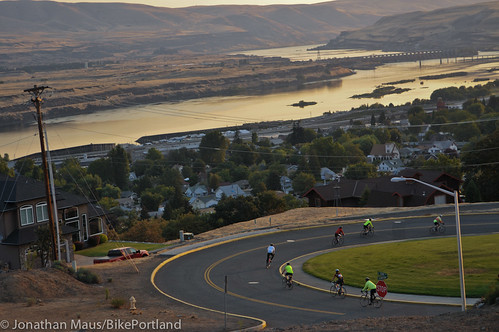 Cycle Oregon 2014 - Day 1-3