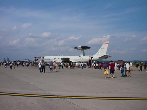 Yokota Air Base Friendship Festival 2014