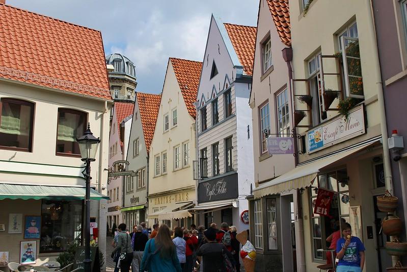 Bremen streets