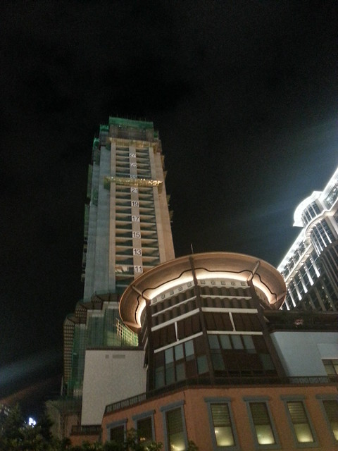 Sands Cotai Central Tower 4 Construction