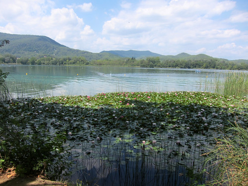 The Lake of Banyoles