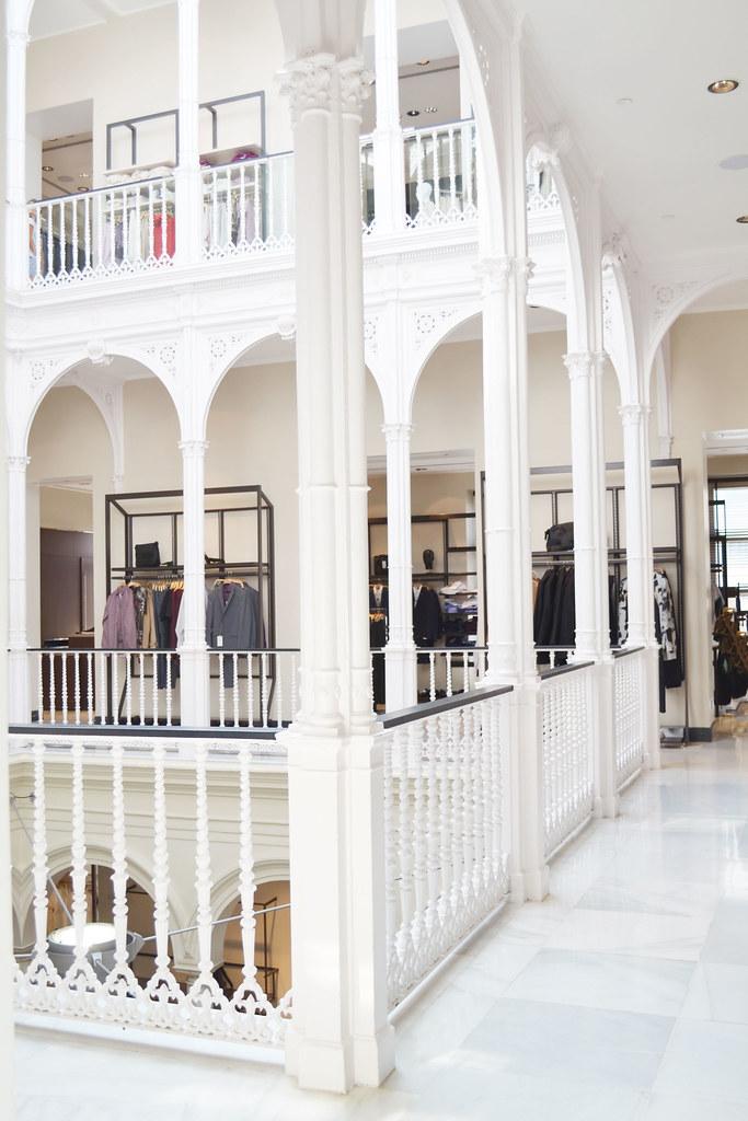 Tienda Zara en Jerez de la Frontera