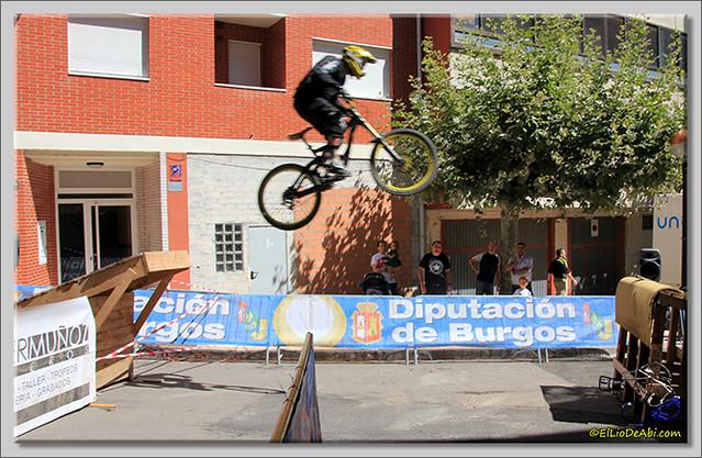 Descenso DH en Briviesca Campeonato CyL (7)
