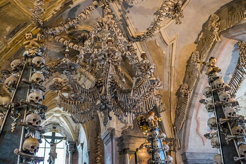 The Bone Church - Kutna Hora