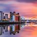 City Sunset by Dru Dodd