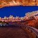 Blue Hour with Ornament Valley's Cadillac Range by Insite Image