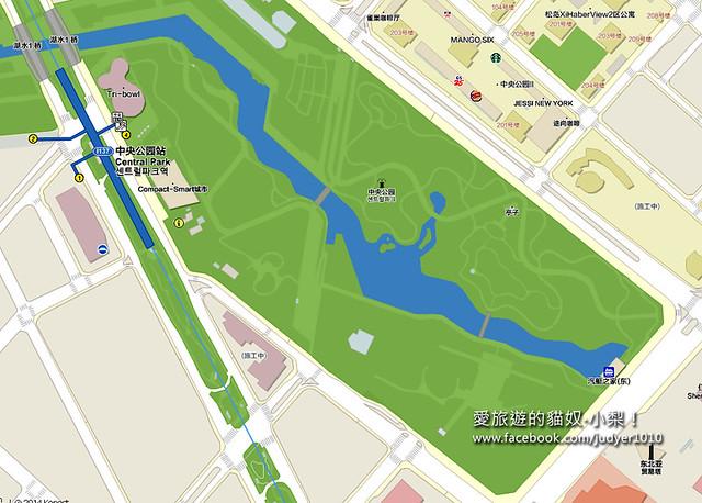 松島地圖 -2