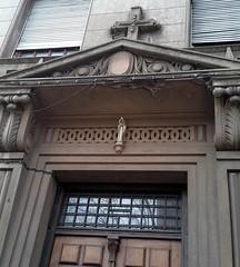2014 09_Montevideo_Puerta Colegio Santo Domingo