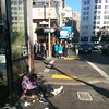 All kind of lines in Tenderloin. Only in San Francisco?!