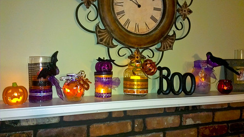 Halloween Jars 2