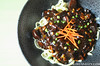 vegetarian jajangmyeon