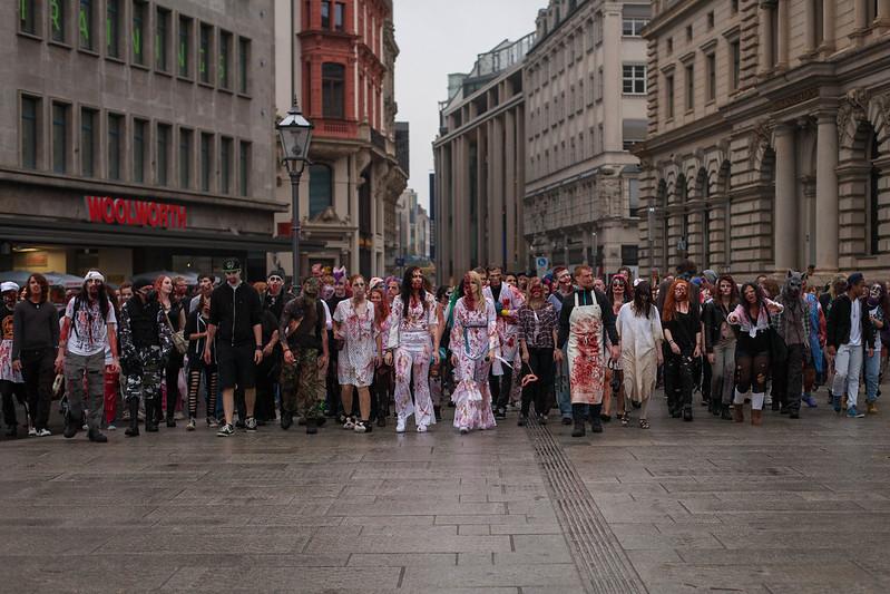 7th Zombiewalk Leipzig
