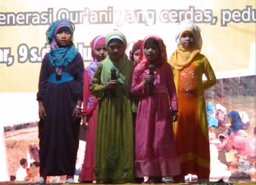 dukungan MTQ TPM Tanyoe Aceh