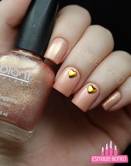 Duo Nude Blant Colors + Studs