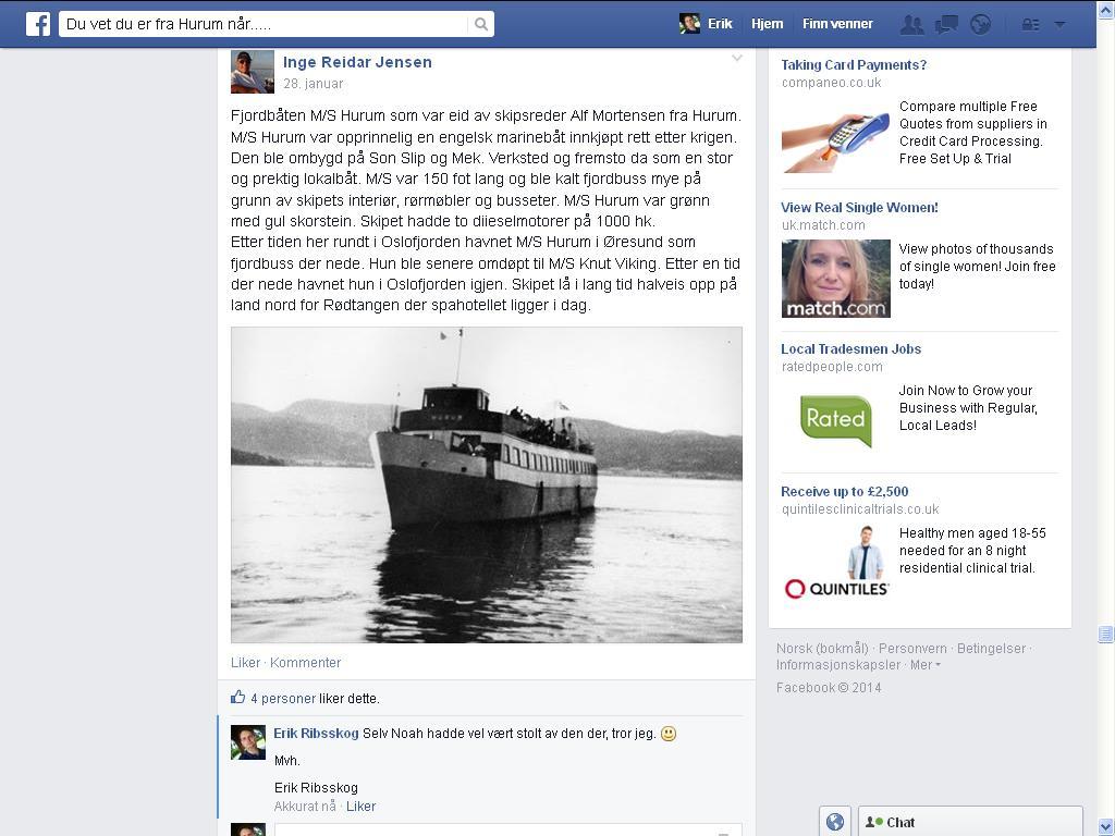 hm fjordbuss