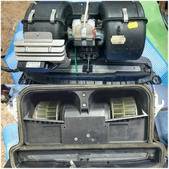 #For#Sale#Used#Parts#Mercedes#Benz#OEM#R129#SLClass#alyehliparts#alyehli#UAE#AbuDhabi#AlFalah#City  For Sale Mercedes Benz OEM R129 SL Class Used Parts :  R129 BLOWER MOTOR ASSEMBLY (CABIN FILTER HOUSIN) WITH FAN MOTOR AND RESISTOR  Fit in all R129s 1990-