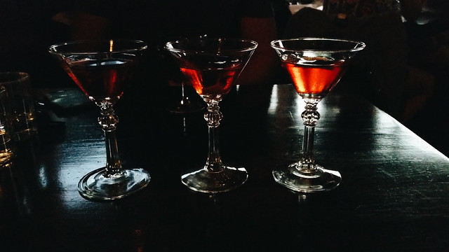 The Negroni Experiment at Canon