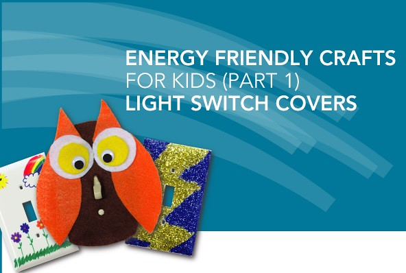 Energy Friendly Crafts cover
