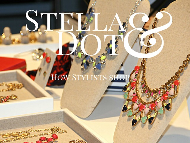 How Stylists Shop with Stella and Dot