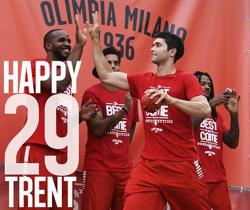 Happy 29 Trent Meacham!
