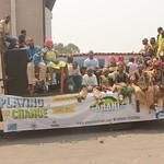 Amani Festival 2014 - Caravane de promotion du festival