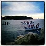 #batane#Rovigno#istria#terramagica#adriatico#latergram#estate#travelgram#vieciabatana#mare#rovinj#Croazia#tramonto#Riviera#bar#aperitivo#landscape#panorama#isolacaterina#boat#remi#igersitalia
