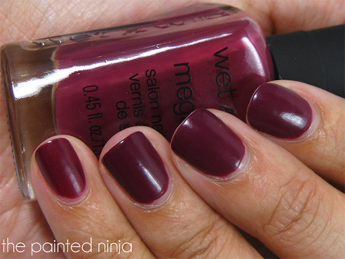 Wet N Wild So Berry On Trend