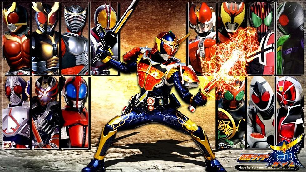 Xem phim Kamen Rider Gaim - Kamen Rider Gaim Vietsub