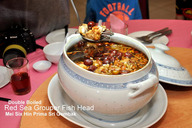 Mei Six Hin Restaurant Prima Sri Gombak 2
