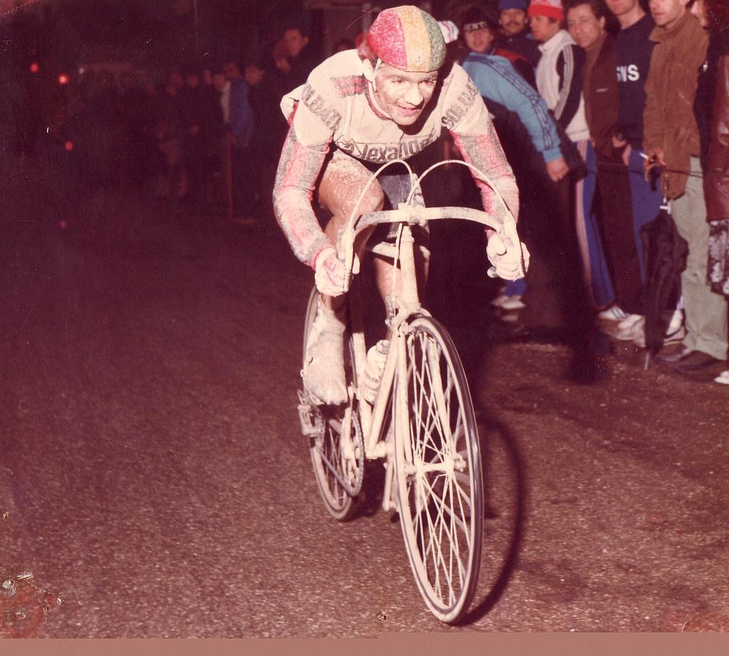Vittoria di Arlotti nel Trofeo Città di Capanaguzzo (1984)