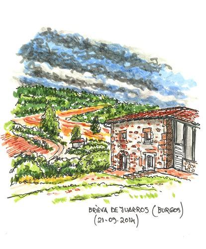Brieva de Juarros (Burgos)