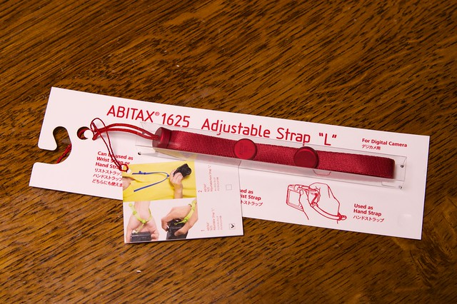 ABITAX 1625 Adjustable Straps