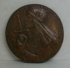 Anna Coleman Ladd medal