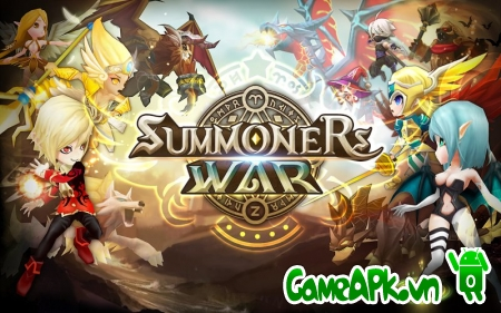 Summoners War v1.3.4 hack full cho Android
