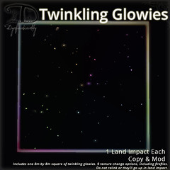 Twinkling Glowies
