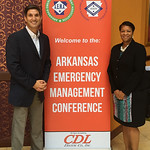 Arkansas Department of Emergency Management Conference - Rogers, Arkansas