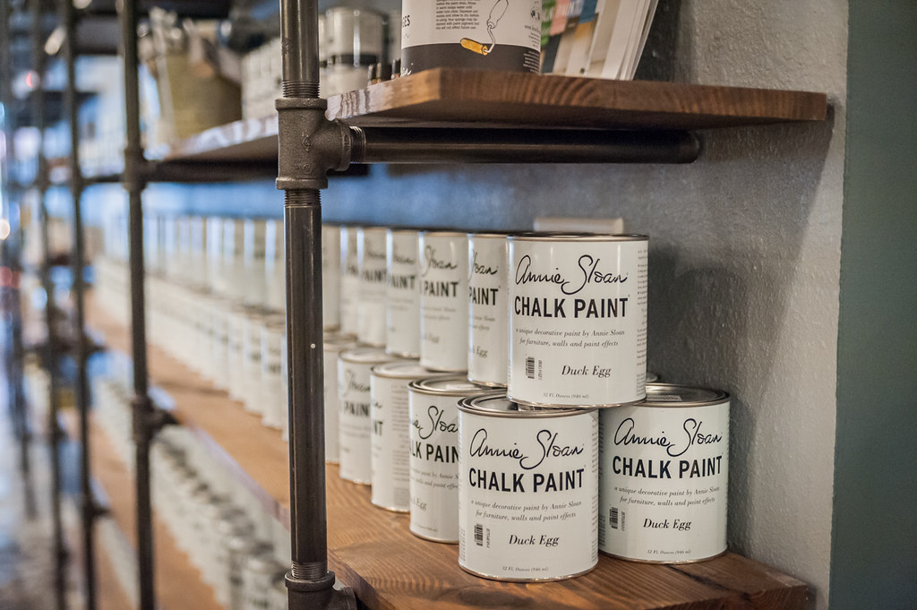 Adjectives sells Chalk Paint® by Annie Sloan