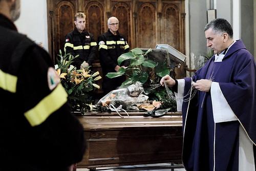 I funerali di Antonio De Witt