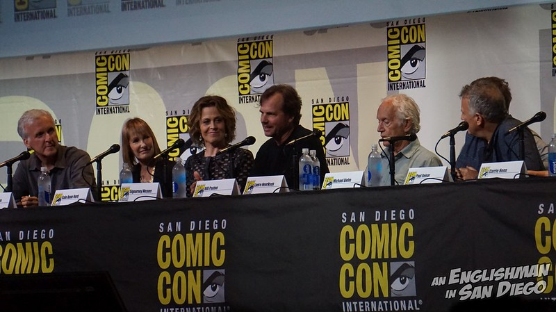 image - SDCC 2016 (Aliens 30th Anniversary Panel, Bill Paxton) 03