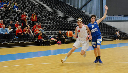 Grande Finale Fribourg Académie U16m -  Swiss Central Basket 42