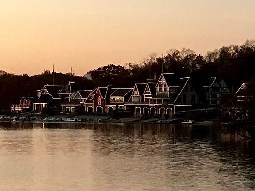 philadelphia pennsylvania fairmont water works schuylkill river boathouse row rowing rowboat