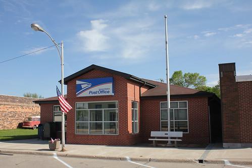 Post Office - Burt, IA