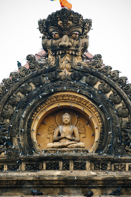 SL001 Kelaniya Raja Maha Vihara - Sri Lanka