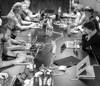 Berlin Buzzwords 2014 - Hackathon @Retresco