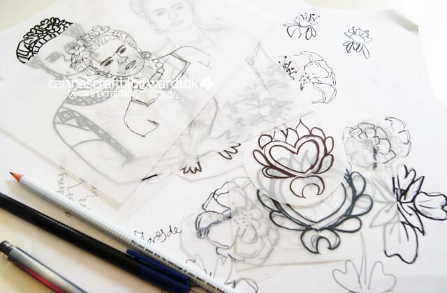 Frida-sketch01
